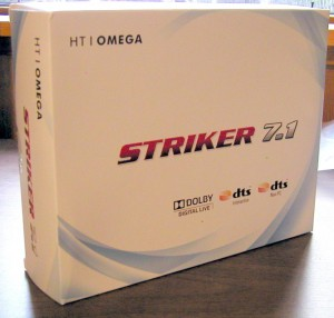 HT|Omega Striker Box