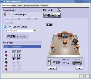 Windows XP Striker Configuration