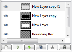 Colored Layers