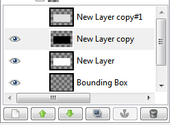 Hide the Gradient Layer